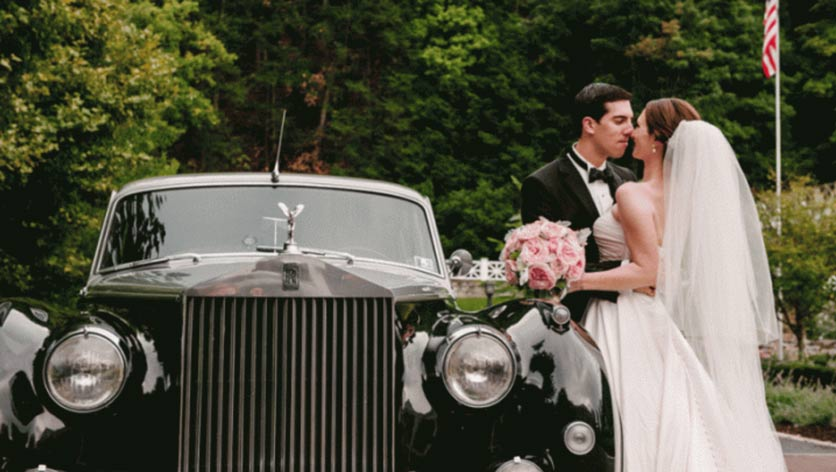 Houston Wedding Limousine Services, Limo, Sedan, Party Bus, Shuttle, Charter, Bride, Groom, Classic, Vintage, Antique, White Rolls Royce Bentley, One Way, Bridal Party, Groomsmen