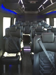 Austin Sprinter Van Rates Transportation Shuttle