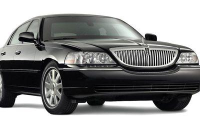 Austin Lincoln Town Car Rental Service