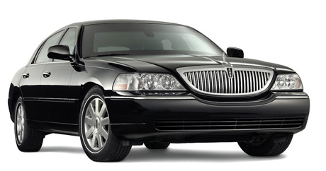 Austin Lincoln Town Car Rental Service
