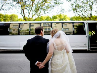 Austin Wedding Shuttle Services and Limousine Wedding Get Away Cars