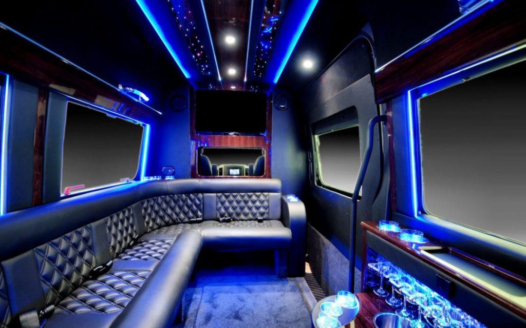 Houston Mercedes Sprinter Limo Rental Services - Houston ...