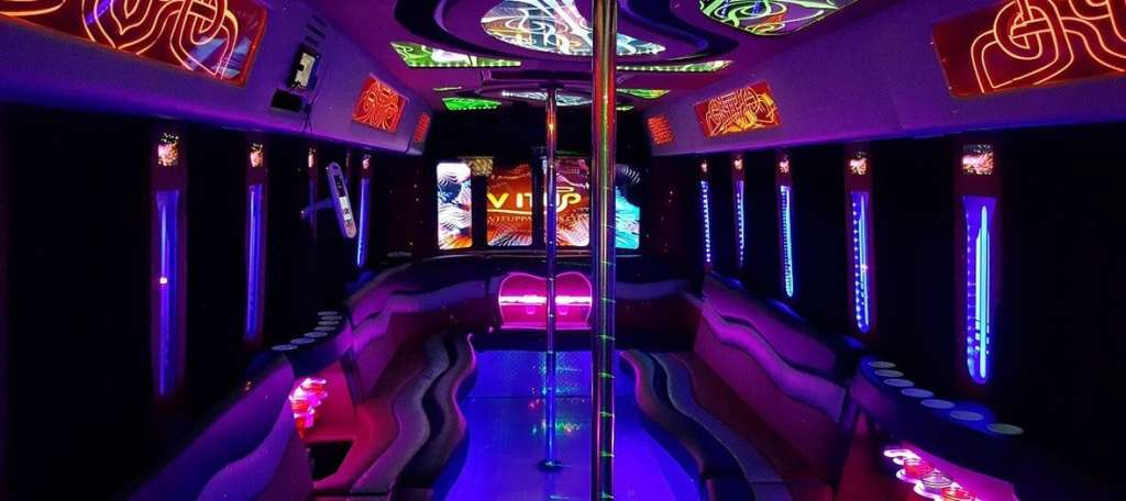 Houston Party Bus Rates, Limo, Birthday, Bachelor, Bachelorette, Wedding, Music Venue, Tailgating, Brewery Tour, Wine Tasting, Bar Crawl, Club, Transportation, Shuttle, Charter