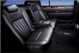Lincoln Town Car Service Areas